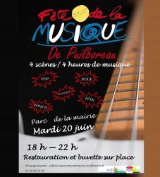 Fête de la musique à Puilboreau (17)