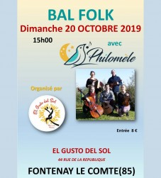 Bal folk à Fontenay Le Comte