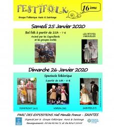 Festifolk de Saintes
