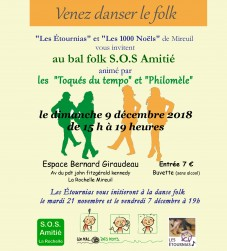 Bal Folk à La Rochelle