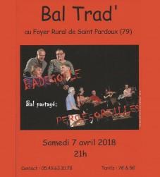 Bal Trad' à St Pardoux(79)