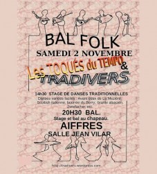 Bal Folk à Aiffres (79)