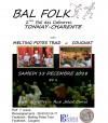 Bal TRAD à Tonnay Charente