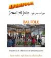 Mini Bal Folk Halle d'Aigrefeuille