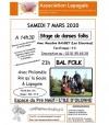 Bal folk Philomèle à l'Ile d'Olonne (85)