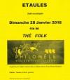 Thé folk Philomèle à Etaules