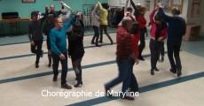 Marylam - Scottich lente en ronde - Démo Etournias