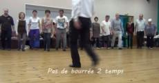 Pas de Bourrée par Bernard Coclet